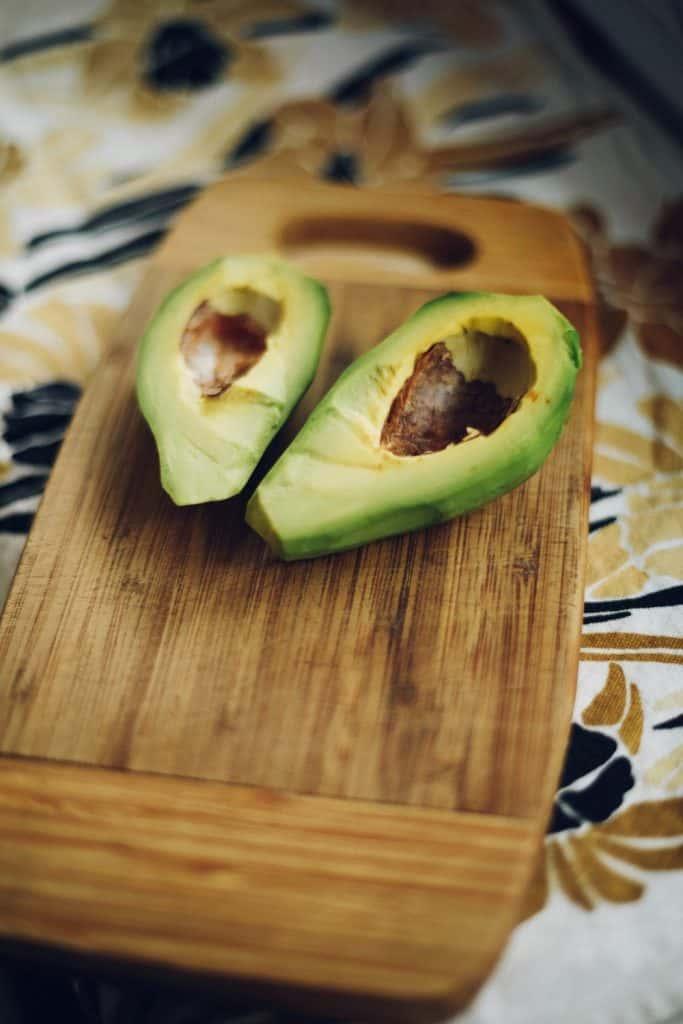 Avocado poisonius