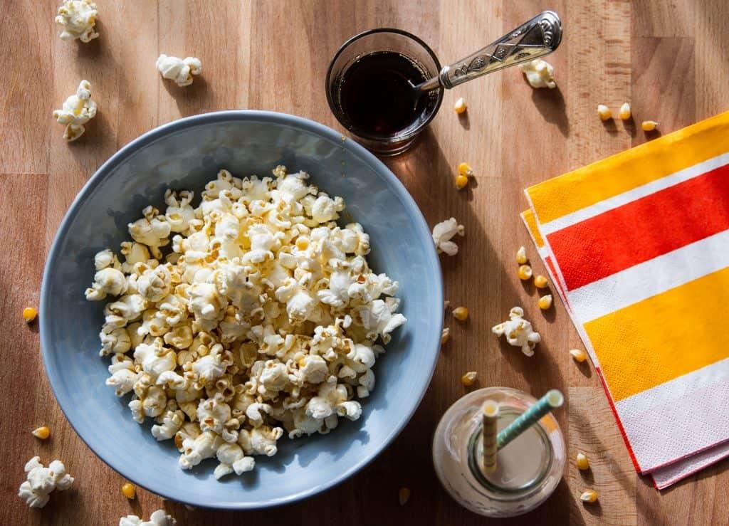 Serve Popcorn