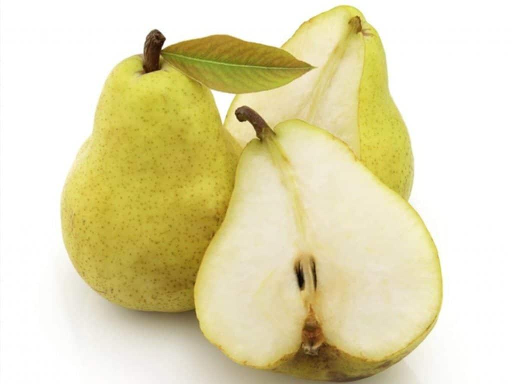 pear benefits